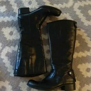 B. O. C (Born Concept)  leather boots